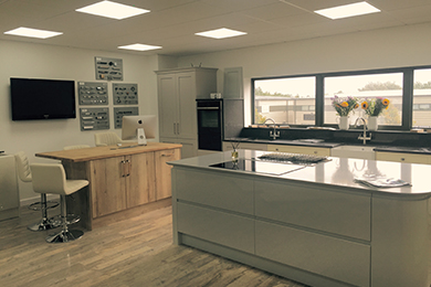 Goose Joinery Showroom